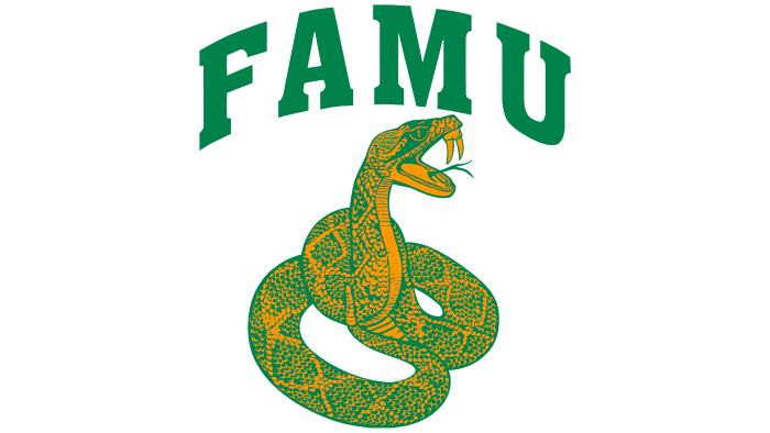 Florida AM Rattlers Logo 2000-2012