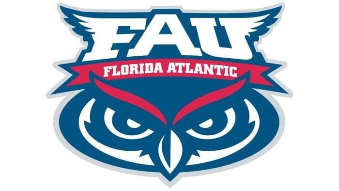 Florida Atlantic Owls Logo 2005-Present