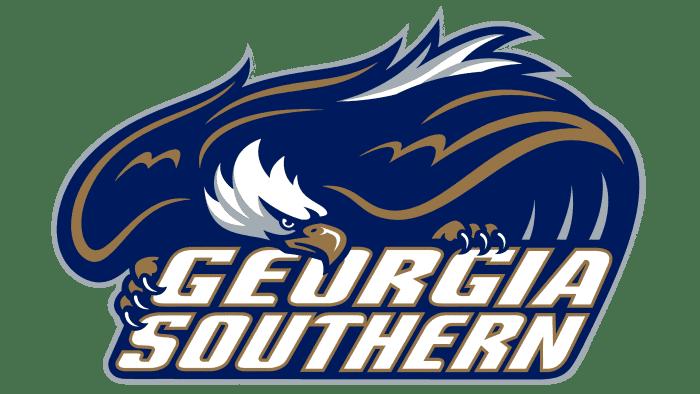 Georgia Southern Eagles Logo 2004-2009