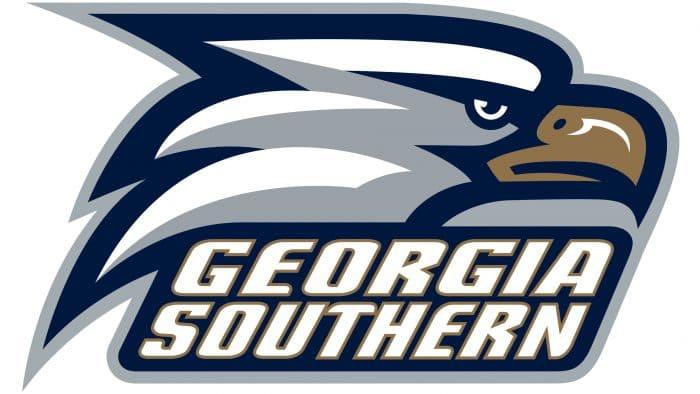 Georgia Southern Eagles Logo 2010-Present