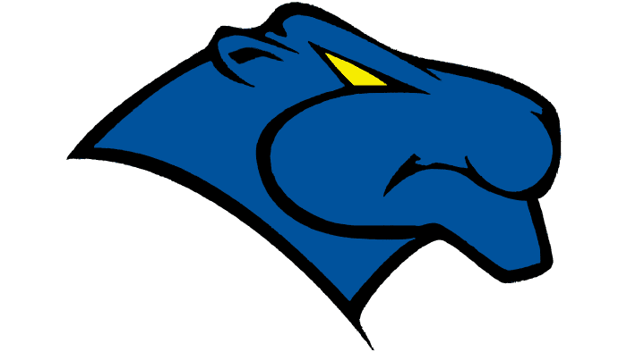Georgia State Panthers Logo 1997-2001