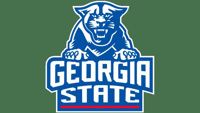 Georgia State Panthers Logo 2009-2013
