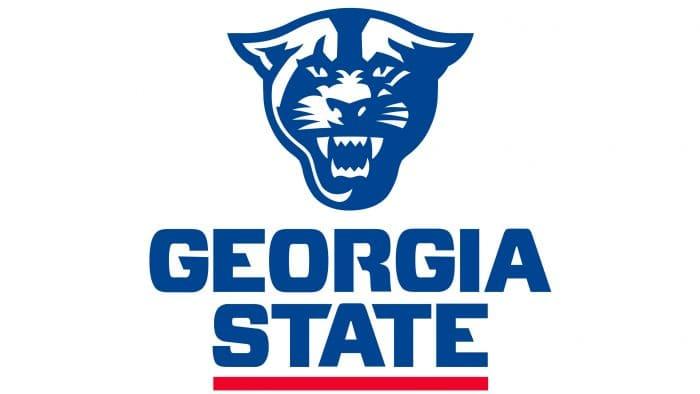 Georgia State Panthers Logo 2014-Present