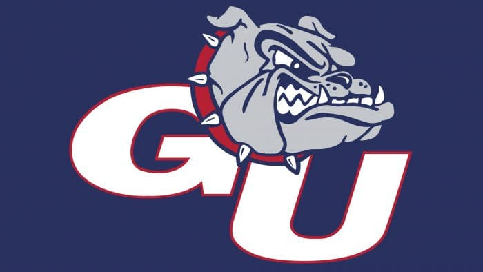 Gonzaga Bulldogs Baseball Logo