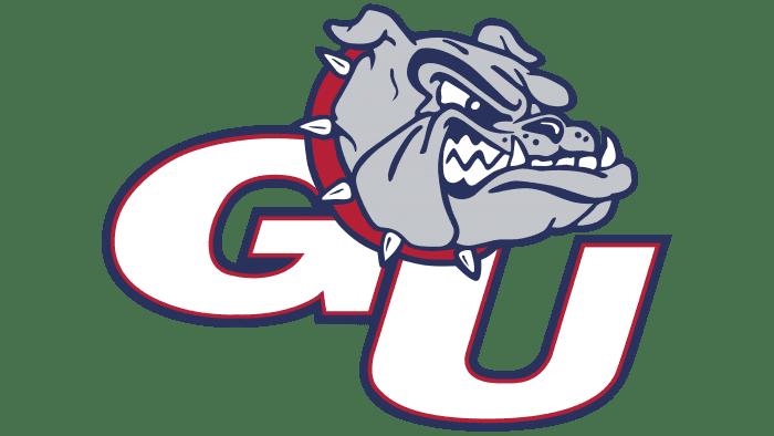 Gonzaga Bulldogs Basketball Logo
