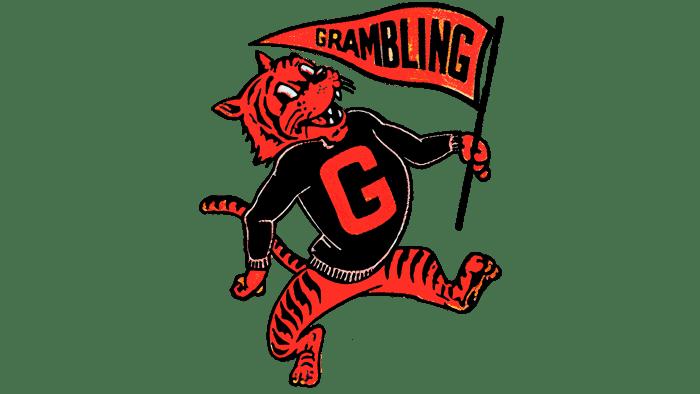Grambling State Tigers Logo 1956-1964