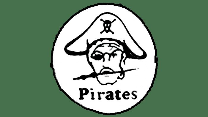 Hampton Pirates Logo 1979-1996