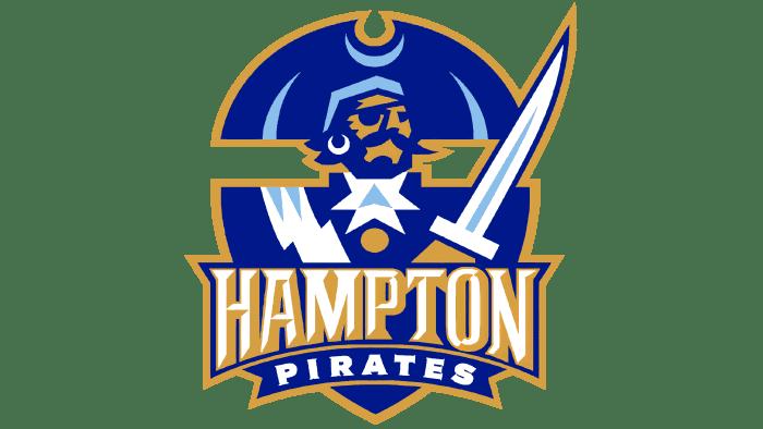 Hampton Pirates Logo 2002-2006