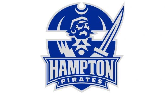 Hampton Pirates Logo 2007-Present