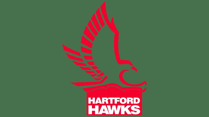 Hartford Hawks Logo 1984-2014