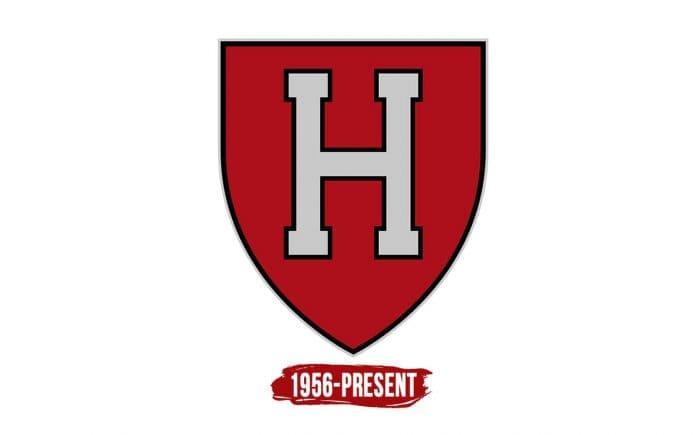 Harvard Crimson Logo History
