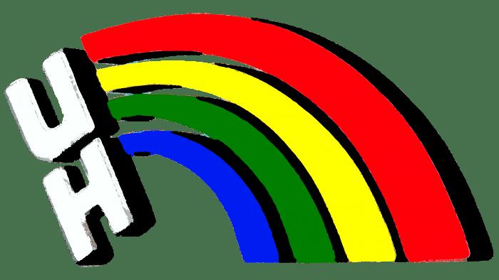 Hawaii Warriors Logo 1982-1997