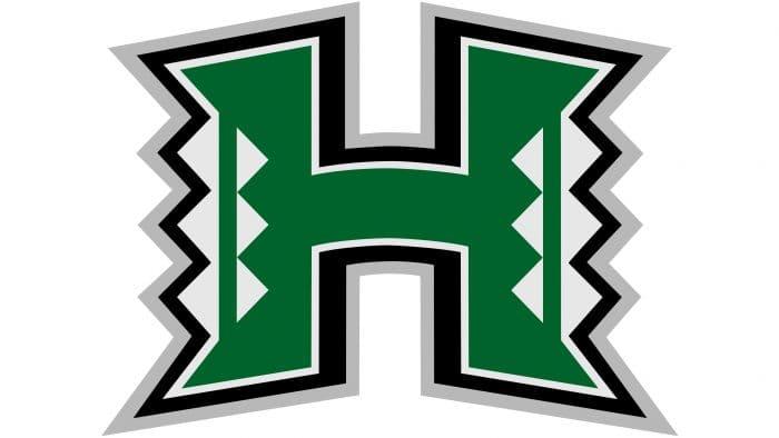Hawaii Warriors Logo 1998-Present