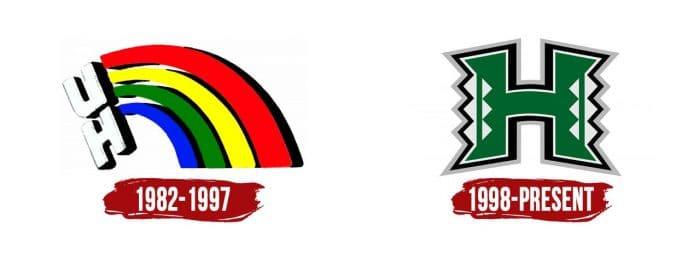Hawaii Warriors Logo History