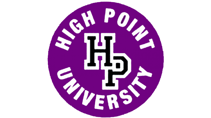 High Point Panthers Logo 1976-1995
