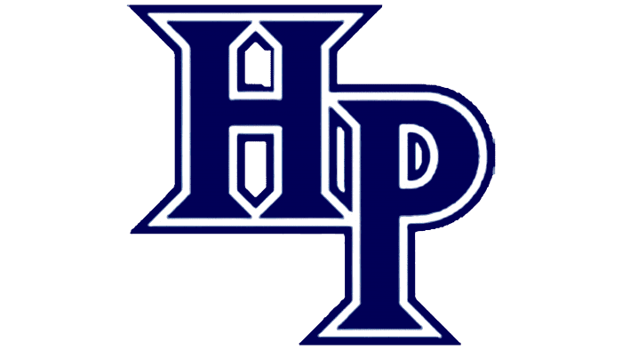 High Point Panthers Logo 1996-2003
