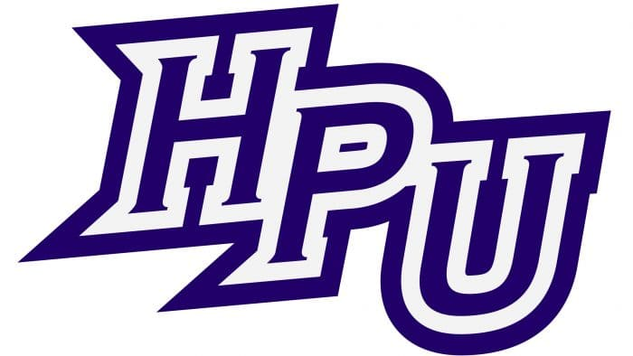 High Point Panthers Logo 2012-Present