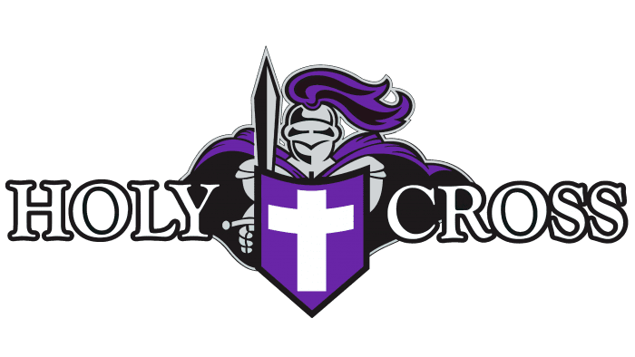 Holy Cross Crusaders Logo 1999-2013