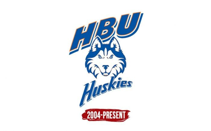 Houston Baptist Huskies Logo History