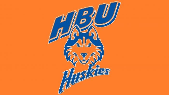 Houston Baptist Huskies emblem
