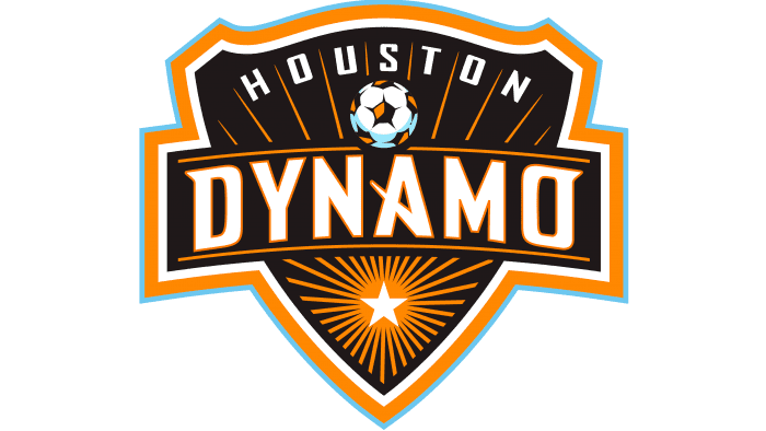 Houston Dynamo Logo 2006-Present
