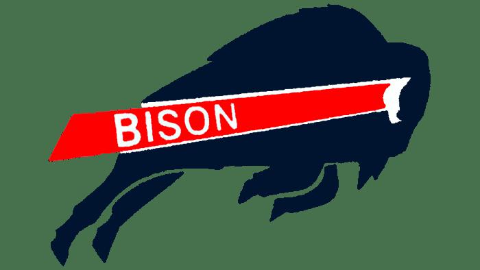 Howard Bison Logo 2002-2014