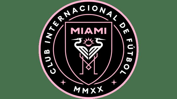 Inter Miami C.F. Logo 2020-Present