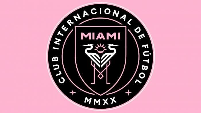 Inter Miami C.F. symbol