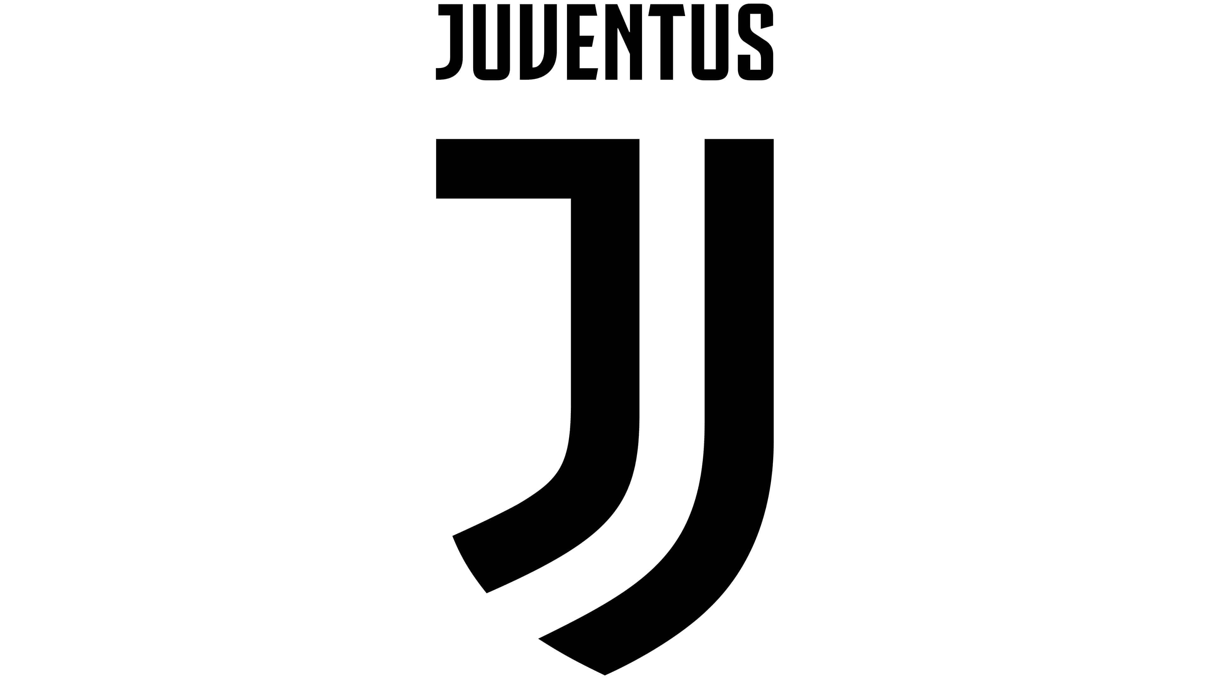 Juventus Logo   Symbol, History, PNG (3840*2160)