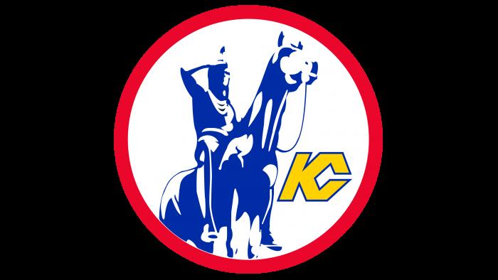 Kansas City Scouts Logo 1974-1976