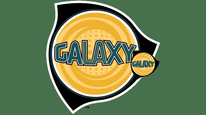 LA Galaxy Logo 1996-2002
