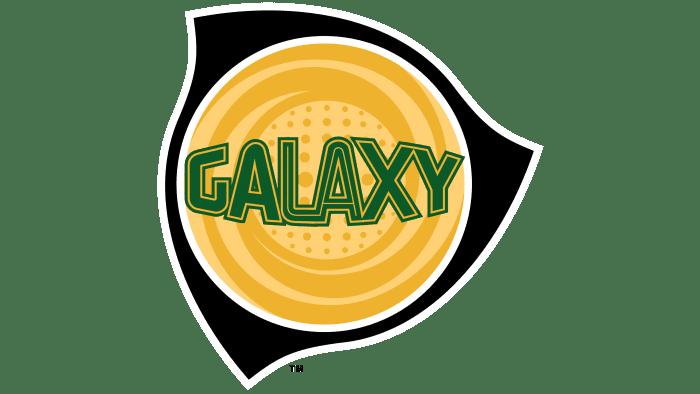 LA Galaxy Logo 2003-2007