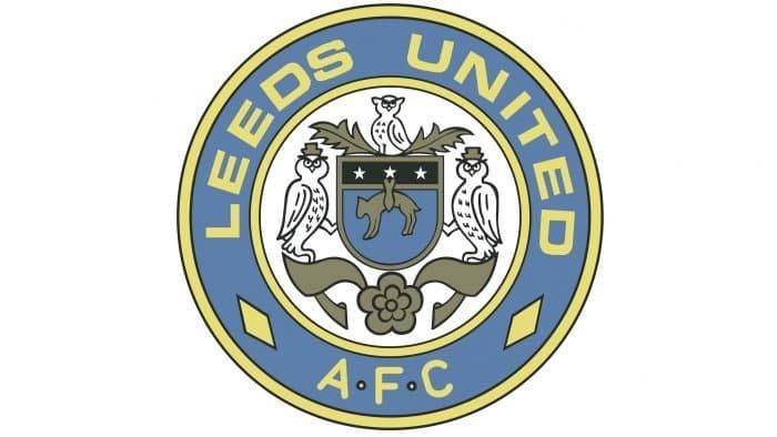 Leeds United Logo 1960-1964