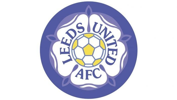 Leeds United Logo 1997-1998