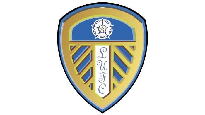 Leeds United Logo 1998-1999