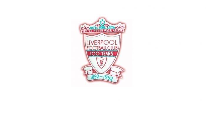 Liverpool Logo 1992-1993