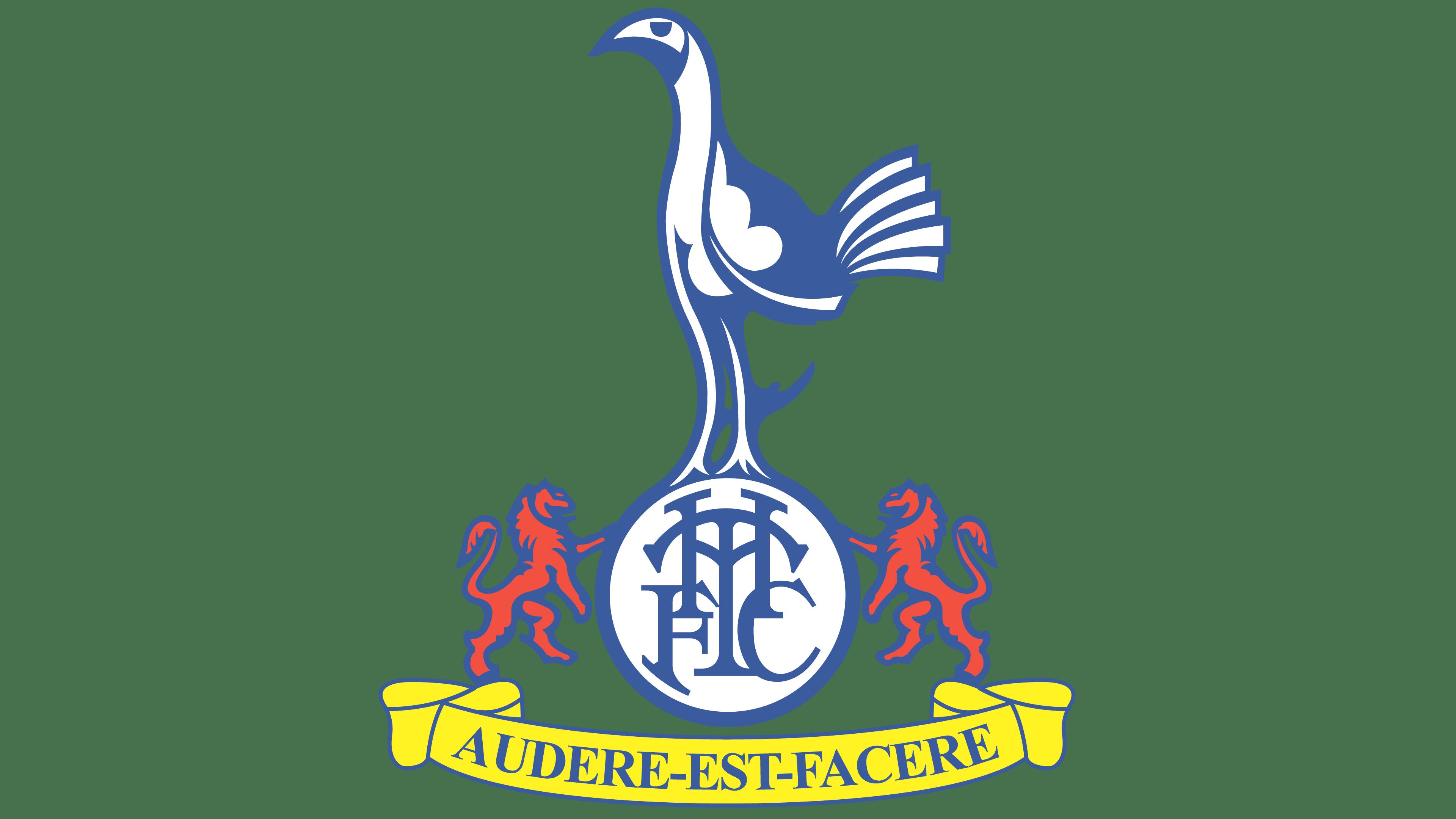 Tottenham Hotspur Logo Symbol History Png 3840 2160