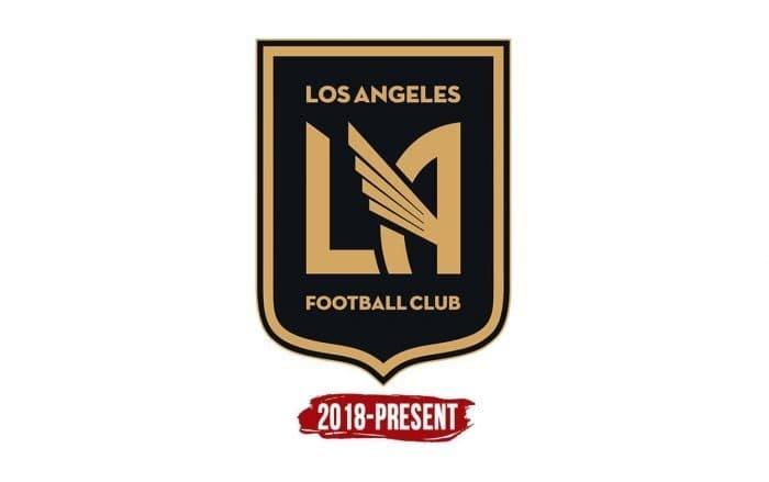 Los Angeles FC (LAFC) Logo History
