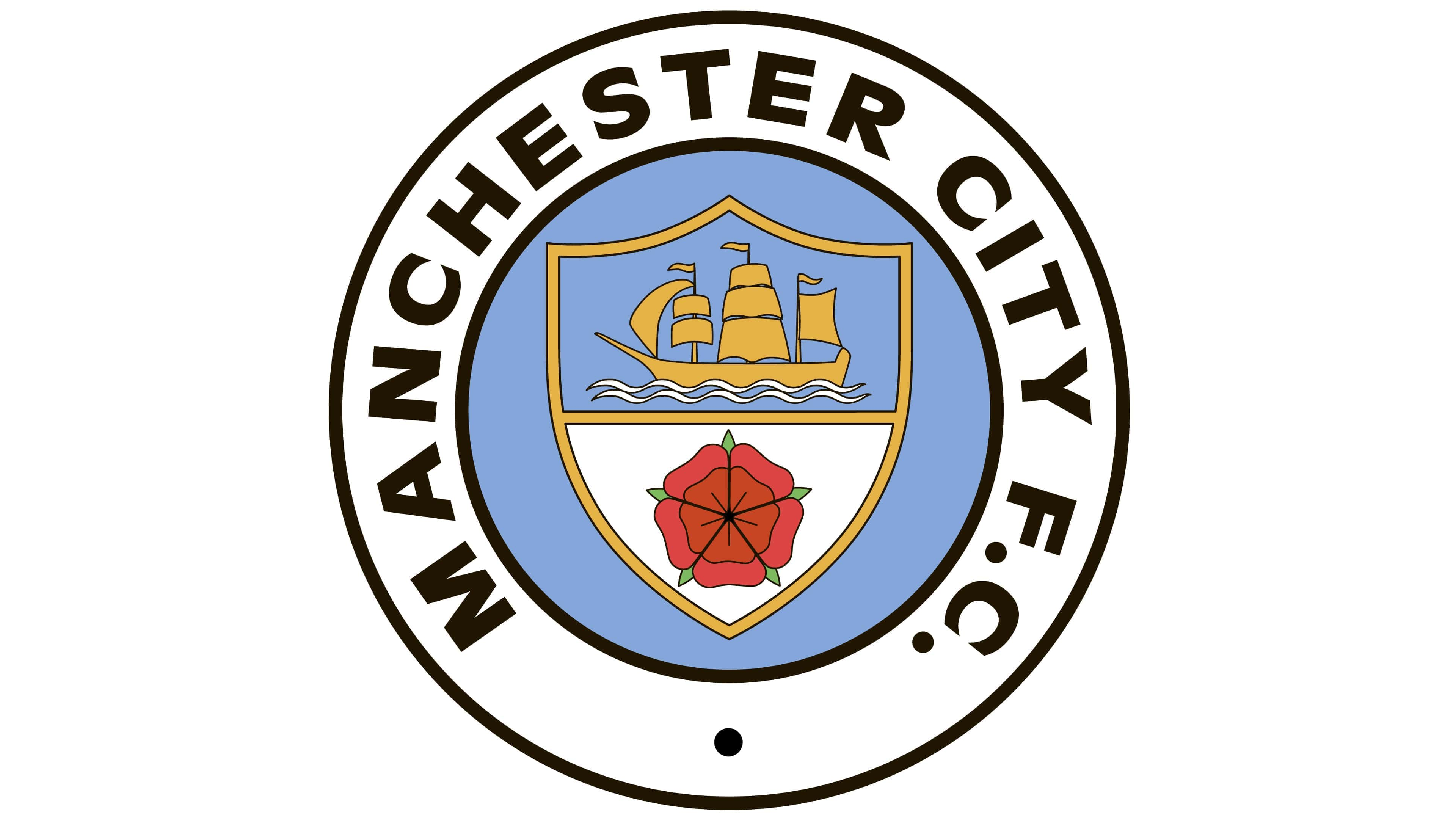 Manchester City Logo The Most Famous Brands And Company Logos In The World