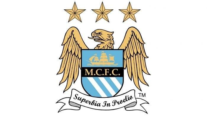 Manchester City Logo 1997-2016