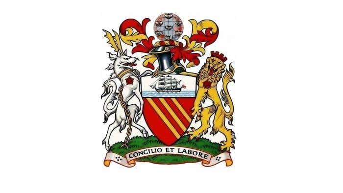 Manchester United Logo 1902-1940s