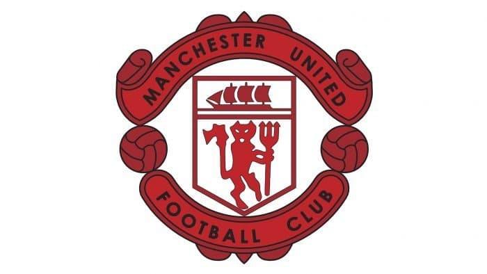 Manchester United Logo 1940s-1960