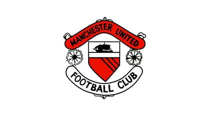 Manchester United Logo 1960-1970