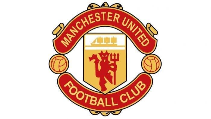 Manchester United Logo 1973-1998