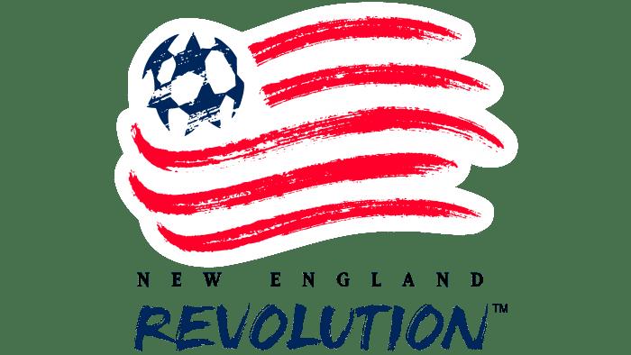 New England Revolution Logo 1996-present