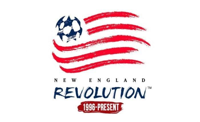 New England Revolution Logo History