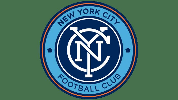 New York City FC Logo 2015-present