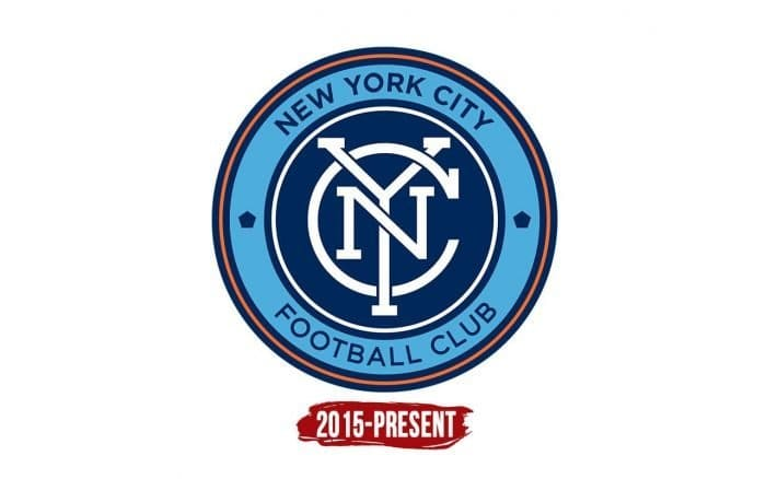 New York City FC Logo History