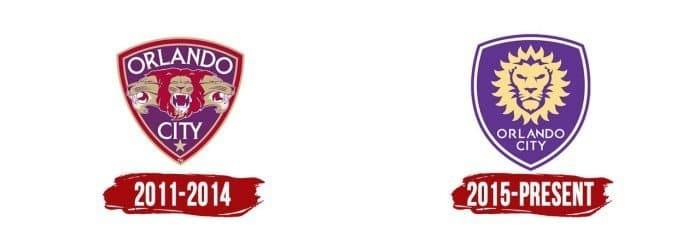 Orlando City SC Logo History
