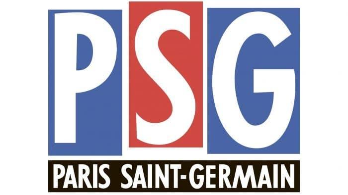 PSG Logo 1992-1996